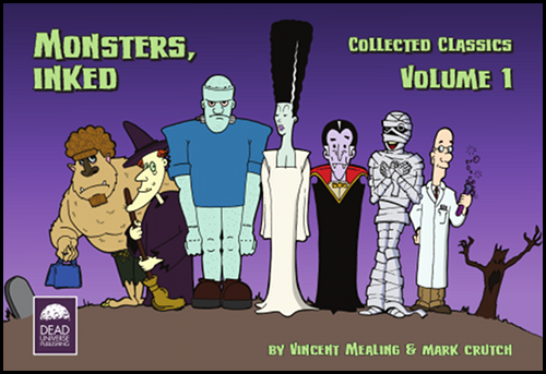 Monsters, Inked - Volume 1